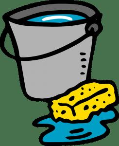 secchio per lavare vetri 245x300 - Robot Lavavetri: scegli il migliore con la nostra guida