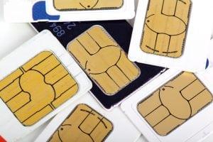 sim card 300x200 - Telecamera wireless con SIM da esterno per controllo remoto da cellulare