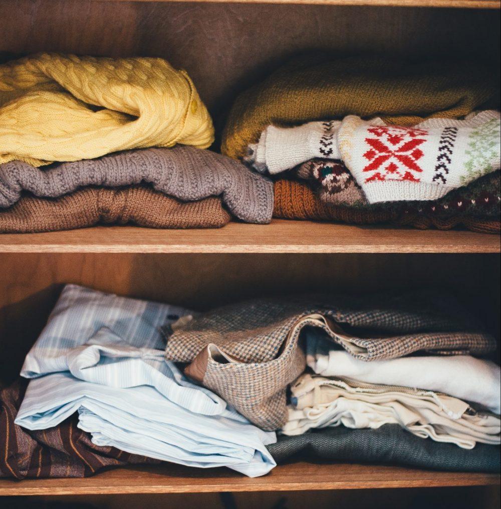 Come Organizzare Il Proprio Guardaroba.Come Organizzare E Riordinare L Armadio Consigli Utili Casina Mia