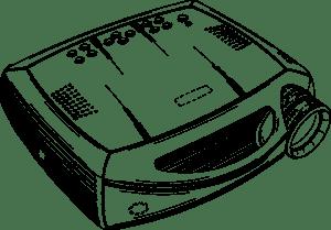 disegno proiettore 300x209 - Miglior proiettore full HD
