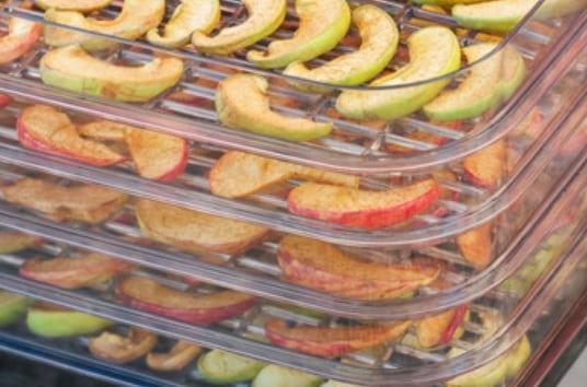 Essiccatore in azione - Essiccatore per alimenti quale è meglio comprare?