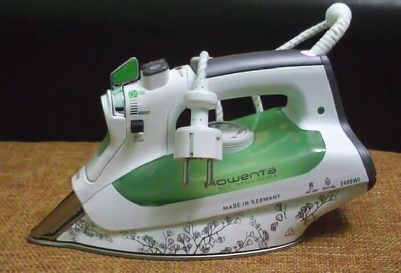Rowenta DW6020 recensione - Il miglior ferro da stiro senza caldaia: come scegliere un modello compatto, ma efficace