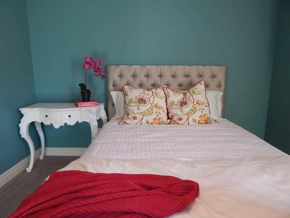 Testata letto le migliori per decorare con creativit e - Creare testata letto ...