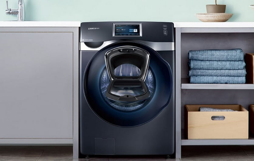 lavatrice gira ma non