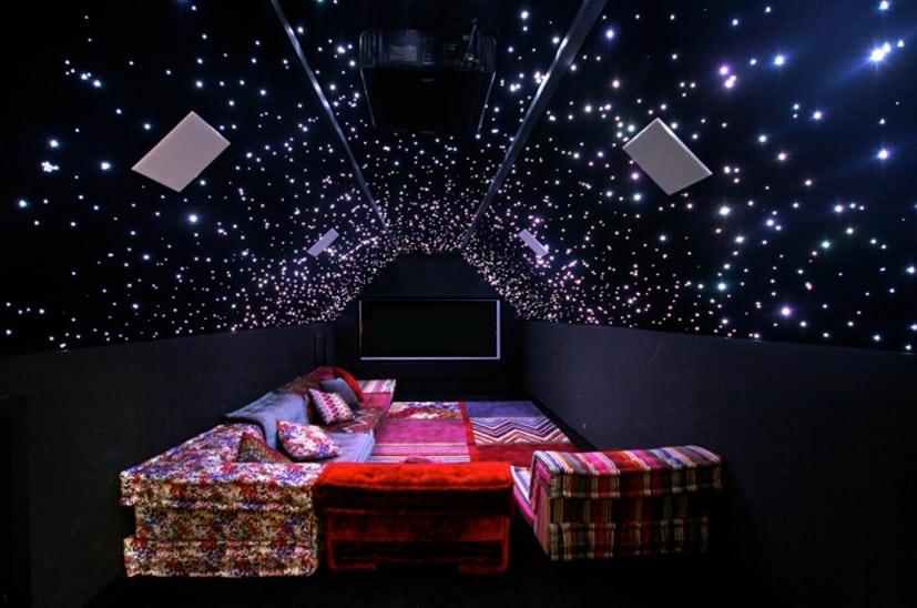 Plafoniere Da Mansarda : Cielo stellato idee per arredare in modo originale casina mia