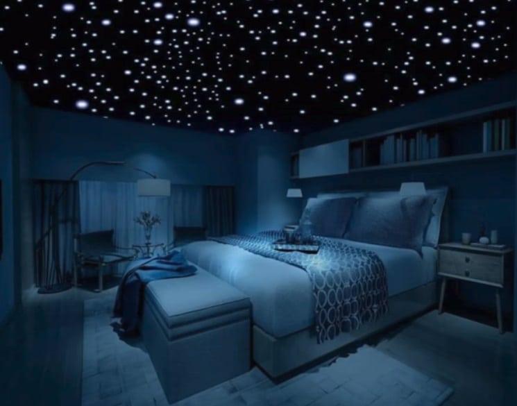 Plafoniere Led Cielo Stellato : Cielo stellato idee per arredare in modo originale casina mia