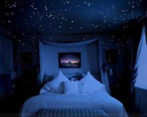 Cielo Stellato in Camera da Letto 300x240 - Cielo stellato: Idee per arredare in modo originale