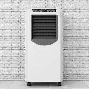 Funzionamento del Raffrescatore evaporativo