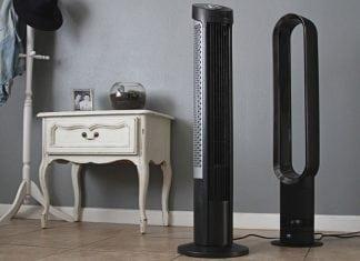 Miglior ventilatore a colonna silenzioso. Scopri opinioni e recensioni