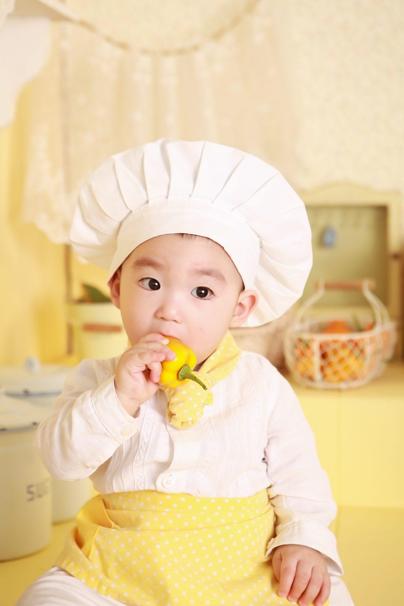 bambino che cucina - Omogeneizzatore – I migliori per preparare una pappa sana al tuo bambino