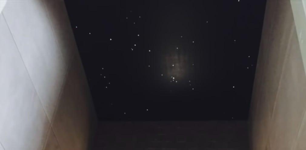 carta wallpaper con cielo stellato - Cielo stellato: Idee per arredare in modo originale