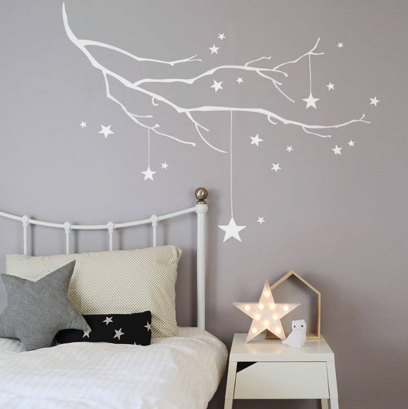 oggetti di design con stelle stickers - Cielo stellato: Idee per arredare in modo originale