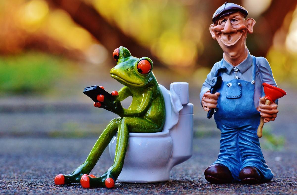 riparare il wc - Come riparare il water che perde acqua da sotto