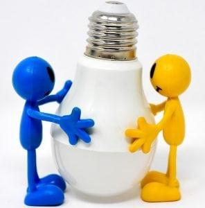 Lampadina a LED 296x300 - Come risparmiare energia elettrica in casa: 10 trucchi per risparmiare che puoi applicare ogni giorno o quasi