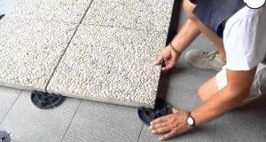 Pavimento galleggiante su guaina di terrazzo: una soluzione ...