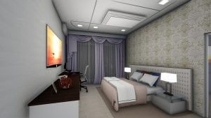 architecture 2141005 960 720 300x169 - Carta da parati moderna: quale design per la camera da letto