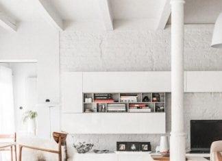 Tonalità di bianco per pareti fresche e luminose - Casina Mia