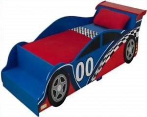 Lettino a Forma di Macchina 300x239 - Il miglior letto Montessori per il sonno dei più piccini
