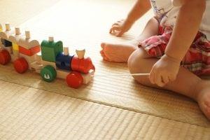 Tappeto Tatami per Uso Giochi Bambini 300x200 - Miglior Futòn giapponese per dormire in maniera naturale