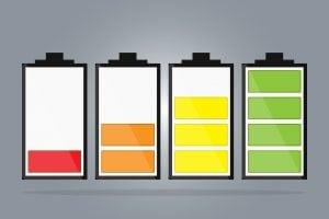 Livello Batteria 300x200 - Le migliori batterie 18650 per essere sicuro di non restare mai senza energia