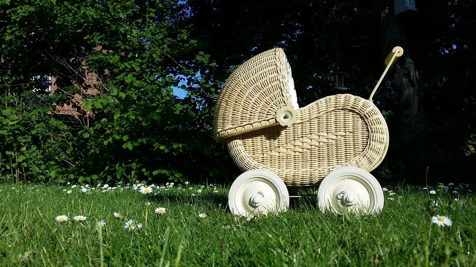 Passeggino Giocattolo per Bambina - Il miglior passeggino leggero e ultraleggero per portare ovunque il proprio bebè