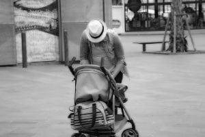 Passeggino per Bebè con Ruote Anteriori Piroettanti Casina Mia 300x200 - Il miglior passeggino leggero e ultraleggero per portare ovunque il proprio bebè