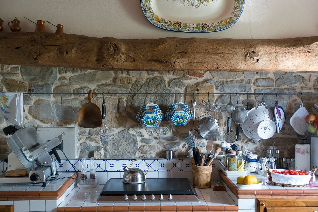 Come costruire una cucina in muratura: consigli utili ...