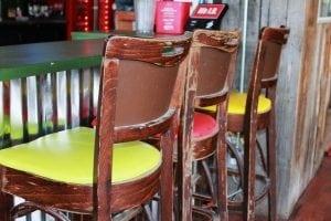 Sgabelli da mangiare vidaxl set sgabelli girevoli da bar pz in