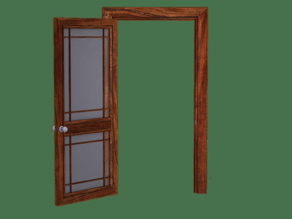 porta in legno - Insonorizzare la porta: ecco come lasciare sulla soglia di casa tutti i rumori molesti