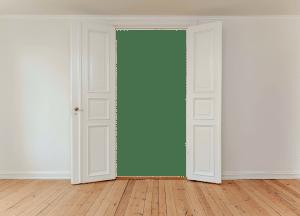 porta interna 300x216 - Insonorizzare la porta: ecco come lasciare sulla soglia di casa tutti i rumori molesti