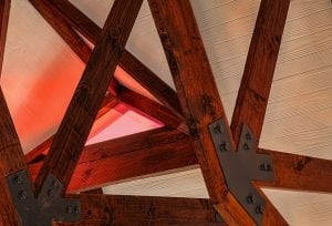 soffitto impermeabilizzato 300x204 - Controsoffitto in legno: dalle norme da rispettare ai principali metodi costruttivi