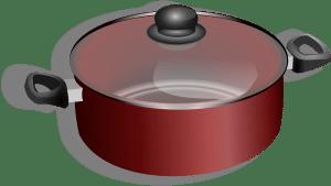 casseruola 300x169 - Migliore batteria di pentole a induzione per cucinare su questo tipo di fornello