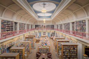 biblioteca 300x200 - Libreria in cartongesso: le idee più creative per realizzare questo elemento d'arredo