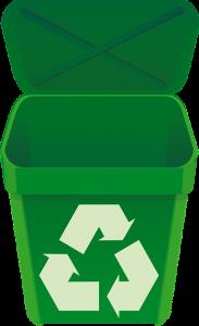 bidone dei rifiuti da riciclare 183x300 - La miglior compostiera da giardino per creare un ottimo fertilizzante naturale