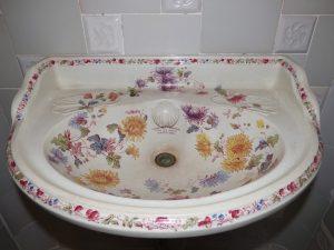 lavabo vintage 300x225 - Bagno moderno: idee e consigli per progettare un bagno unico e personale