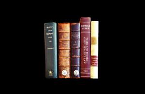 vecchi libri da inserire nella libreria 300x195 - Libreria in cartongesso: le idee più creative per realizzare questo elemento d'arredo