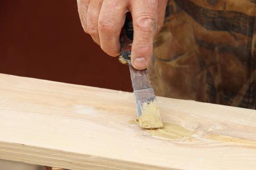 Come Stuccare Il Legno.Il Miglior Stucco Per Legno Per Riparare Restaurare Ed