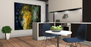 progetto cucina nuova 300x155 - Lavello fragranite: una scelta pratica e di stile per la propria cucina
