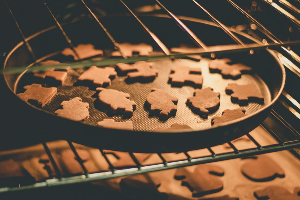 biscotti in forno 1024x683 - Whirlpool mwd120wh: recensione del microonde bianco con sei posizioni di cottura