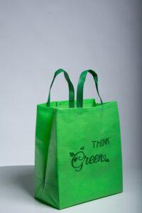 sacchetto green 200x300 - Buste della spesa: tutte le soluzioni dalle economiche a quelle bio
