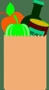 spesa sacchetto carta 165x300 - Buste della spesa: tutte le soluzioni dalle economiche a quelle bio