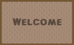 zerbino benvenuti 300x183 - Come pulire e lavare gli zerbini di cocco e moquette.  I consigli dell'esperto