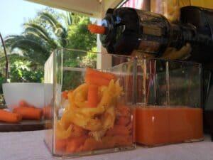 Homever preparazione succo ACE 300x225 - Homever: estrattore di succo a freddo con un ottimo rapporto qualità prezzo