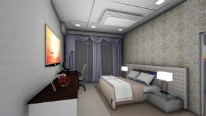 I colori perfetti per le pareti della camera da letto ...