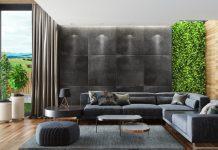 giardino verticale interni