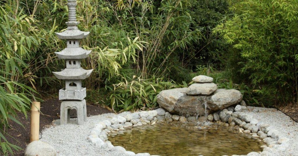 realizzare giardino zen
