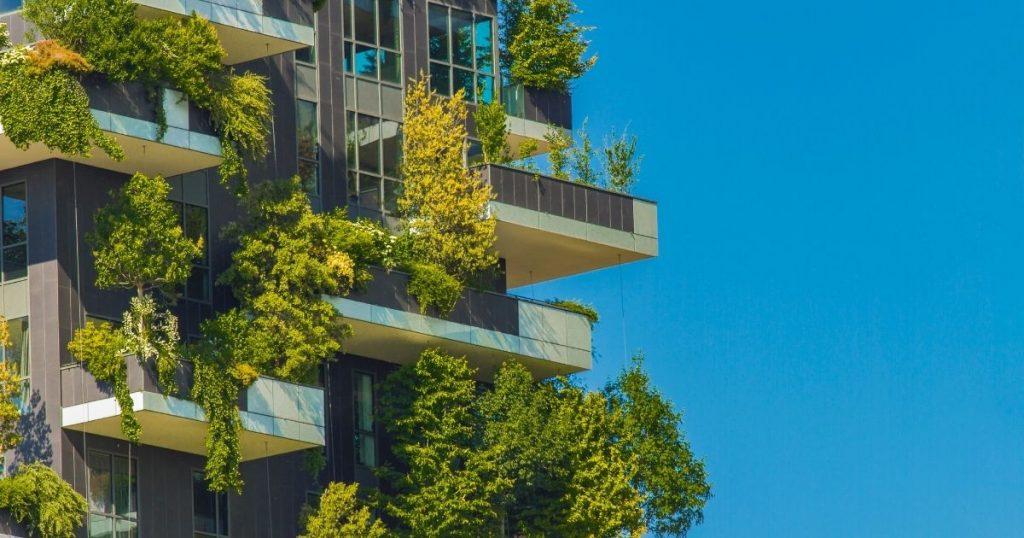 verde verticale Milano