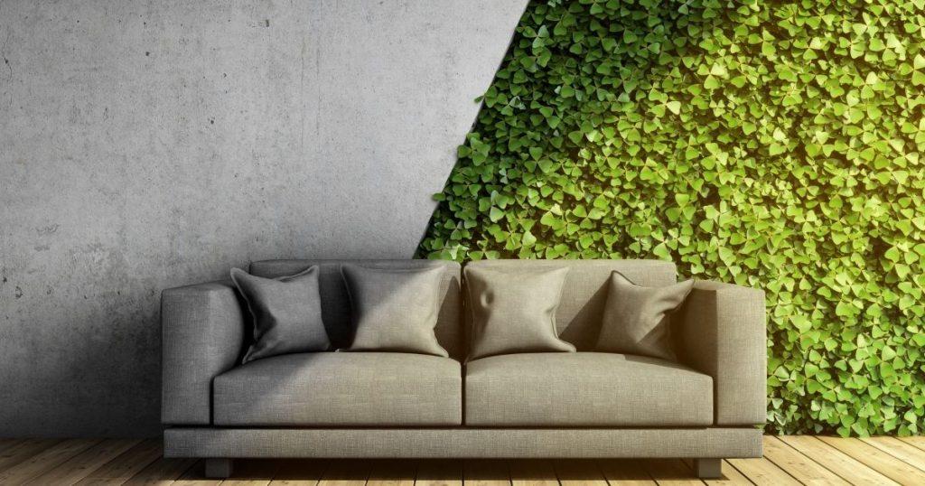 verde verticale interni