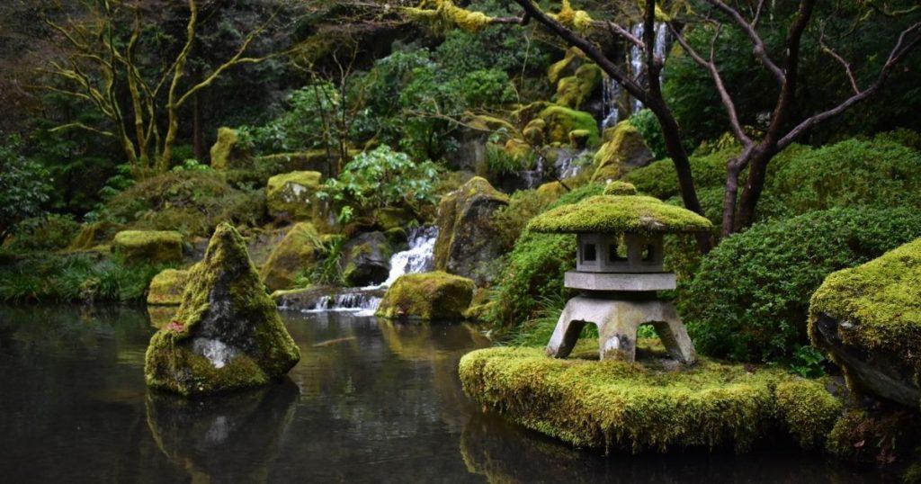 creare giardino zen