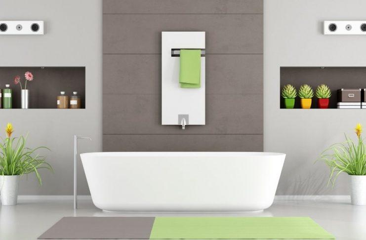 nicchia doccia bagno
